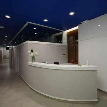 proyecto clinica ripalda realizado por nx3arquitectura