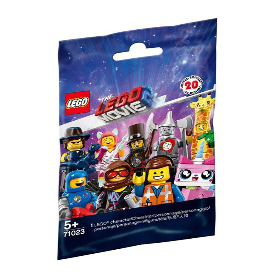 Serie Lego Movie 2