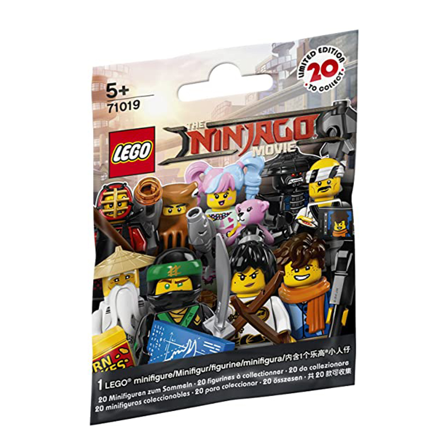 Serie Ninjago Movie